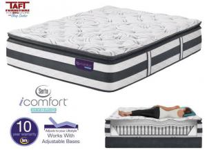 Serta® iComfort® Hybrid Observer Super Pillow Top Twin Mattress