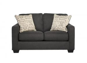 LR44 Charcoal Loveseat from the Teahouse Collection