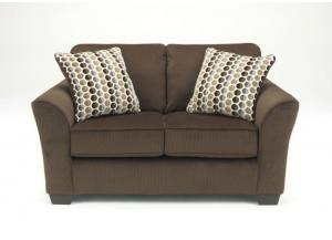LR52 Cafe Loveseat from the Button Up Collection