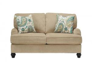 LR77 Bisque Loveseat from the Lockleight Collection
