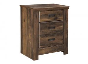 MB16 Rustic Cottage Nightstand