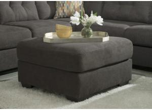 LR47 Steel Oversize Ottoman from the High Energy Collection