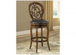 WS30-06 - Swivel Bar Stool