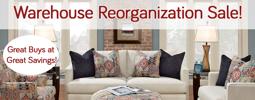 Taft's Warehouse Reorganization Sale Is Here!