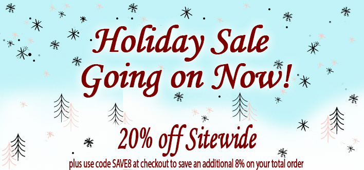 Shop Taft's Holiday Sale!