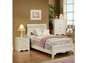 Enchanted Twin Bed
