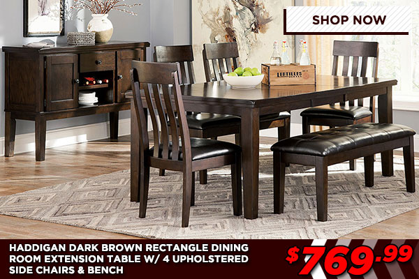 Designer Dining Room Furniture From Haddigan