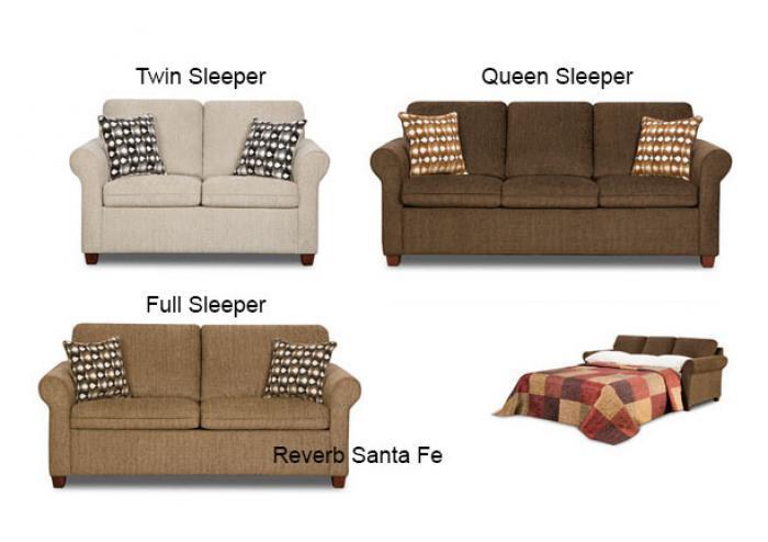 Todd s Affordable Furniture Reverb Santa Fe Queen Sleeper Sofa 1630