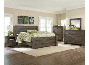 Hayward Queen Bed, Dresser, Mirror