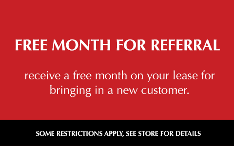 Free Month for Referral
