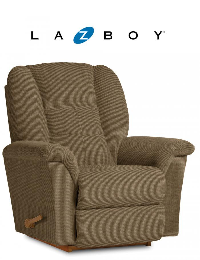 La-Z-Boy Jasper Green Rocker Recliner,La-Z-Boy