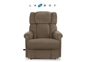 La-Z-Boy Pinnacle Granite Grey Rocker Recliner