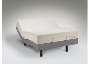Tempur-Pedic® Cloud Supreme Breeze Queen Mattress Set