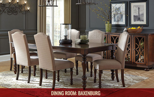 Baxenburg Dining Set