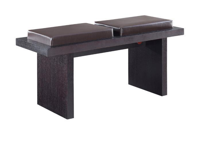 Global Furniture DG020 Brown Bench,Global Furniture