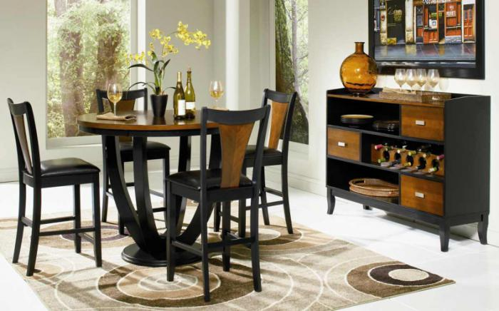 Boyer Counter Height Dining Table,Coaster