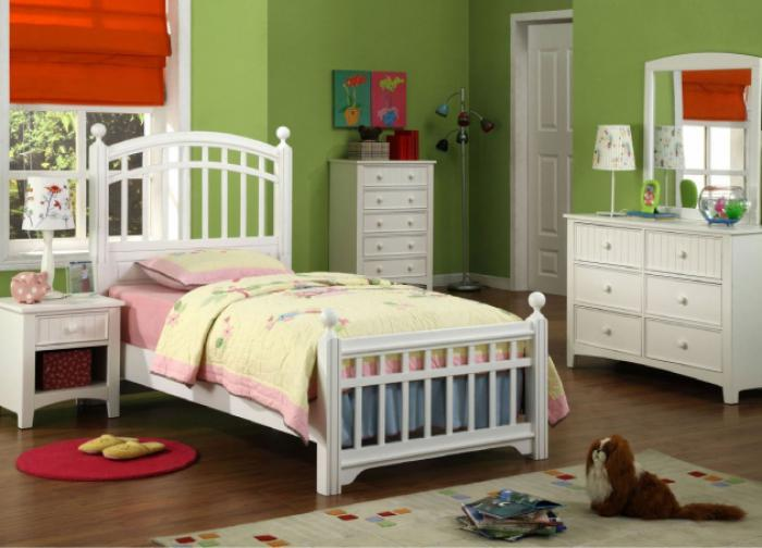 Taylor Full Size Bed,Furniture of America