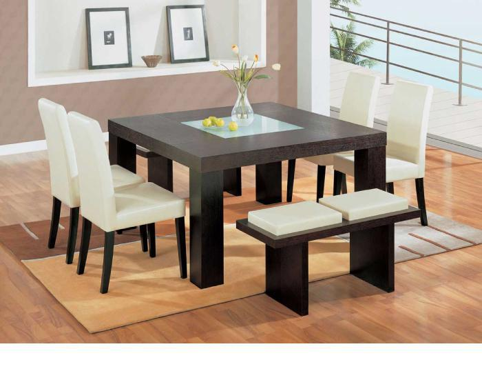 Global Furniture Square Beige Dining Table,Global Furniture