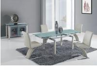 Global Furniture D88 5-Piece Beige Dining Room Set