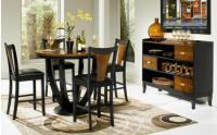 Boyer 5-Piece Counter Height Dining Room Set