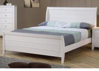 Selena Twin Sleigh Bed,Coaster