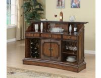 Bar Unit w/Marble Top