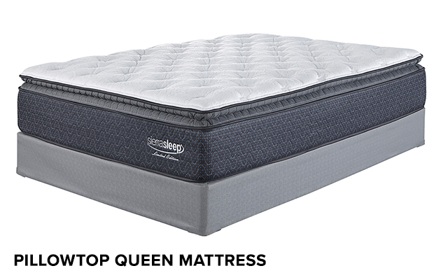 Pillowtop Queen Mattress