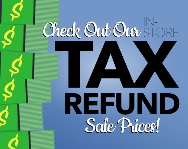 tax refund banner