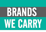 Brands We Carry Ad