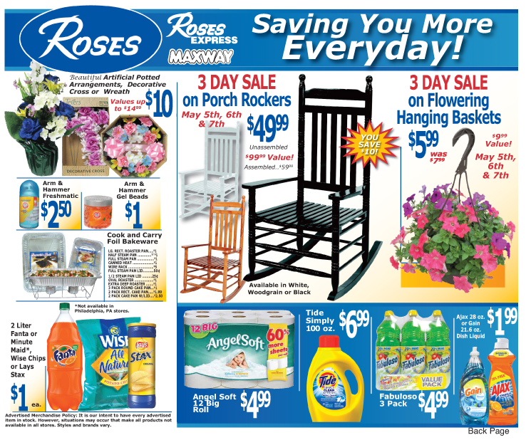 Roses Current Sale