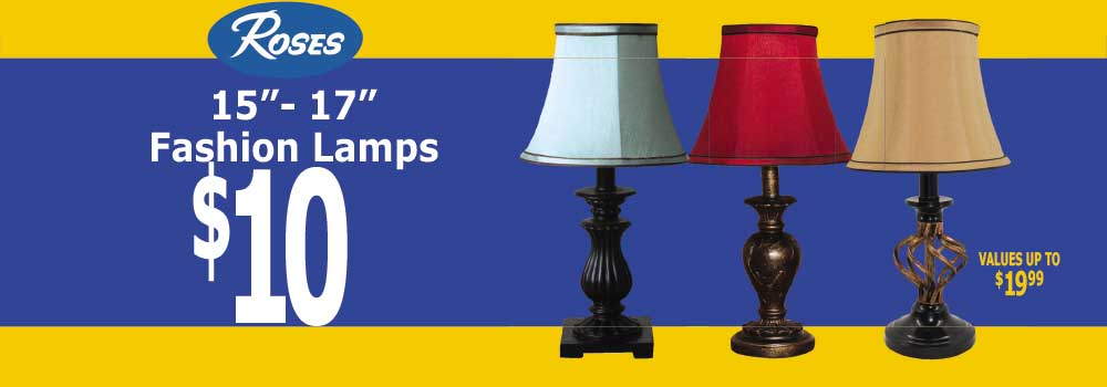 Fashion Lamps