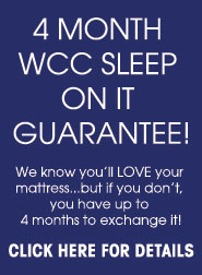 4 Month Sleep On It Guarantee