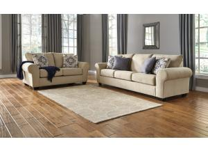 Denitasse Sofa & Loveseat