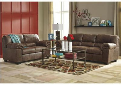 Sofa & Loveseat + FREE Tables