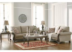 Claremorris Fog Sofa & Loveseat