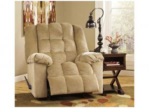 Ludden Sand Rocker Recliner - Buy One, Get One FREE!