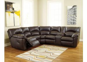 Somford Java Reclining Sectional