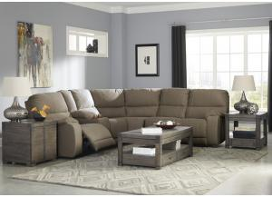 Bohannon Power Reclining Sectional