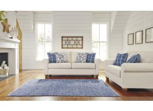 Adderbury Bone Sofa and Loveseat