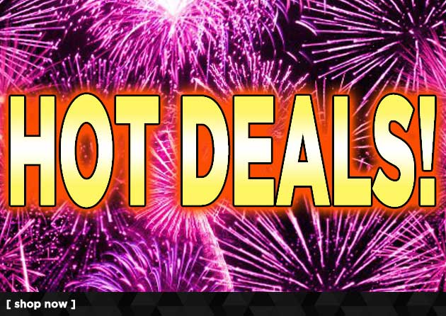 Hot Deals Shop In-Store