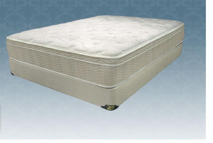 COLOGNE QUEEN SIZE MATTRESS AND BOXSPRING,KING KOIL