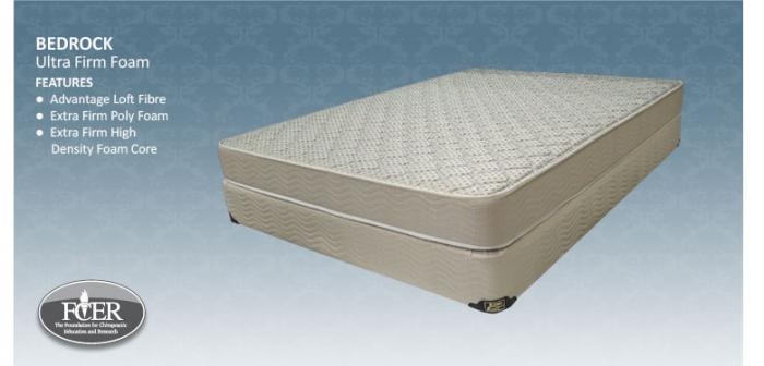 BEDROCK QUEEN SIZE MATTRESS,KING KOIL