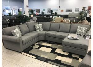 1020 -  4 PC MODULAR SECTIONAL- COLOR OPTION AVAILABLE