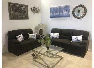 ARCHLEY 2 PC SOFA & LOVE SEAT