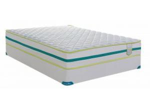 CAPTIVATE CHIROPRACTIC QUEEN SIZE MATTRESS & BOXSPRING