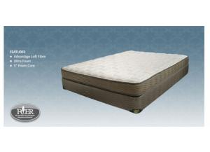 ATLANTA QUEEN SIZE MATTRESS & BOXSPRING