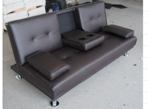 RAYMOND FUTON BROWN PU