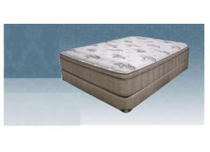 GREEN BOROUGH QUEEN SIZE MATTRESS AND BOXSPRING
