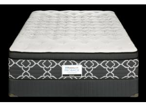 FANIA POSTUREPEDIC QUEEN SIZE MATTRESS & BOX SPRING