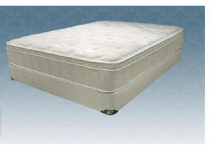 COLOGNE QUEEN SIZE MATTRESS AND BOXSPRING